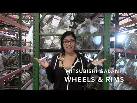 Factory Original Mitsubishi Galant Wheels & Mitsubishi Galant Rims – OriginalWheels.com