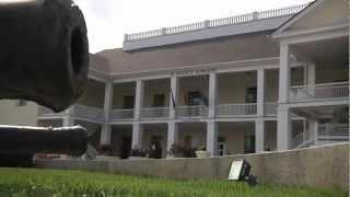 History of the Saint Francis Barracks