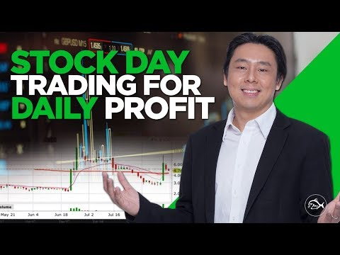 Stock Day Trading for Daily Profits by Adam Khoo