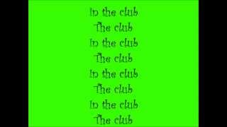 Danny Saucedo - In The Club Lyrics On Screen