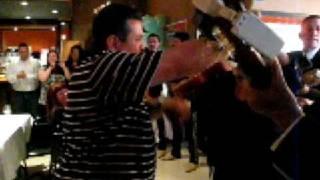 Carmen Espinoza Dancing