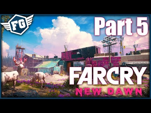 JOSEPH SEED JE ZPĚT - Far Cry: New Dawn #5