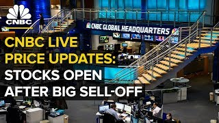 CNBC live price updates: Stocks continue triple-digit sell-off — Thursday, Oct. 11 2018