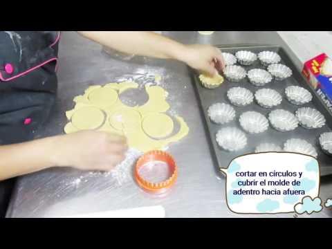 ¿Como hacer tartaletas?