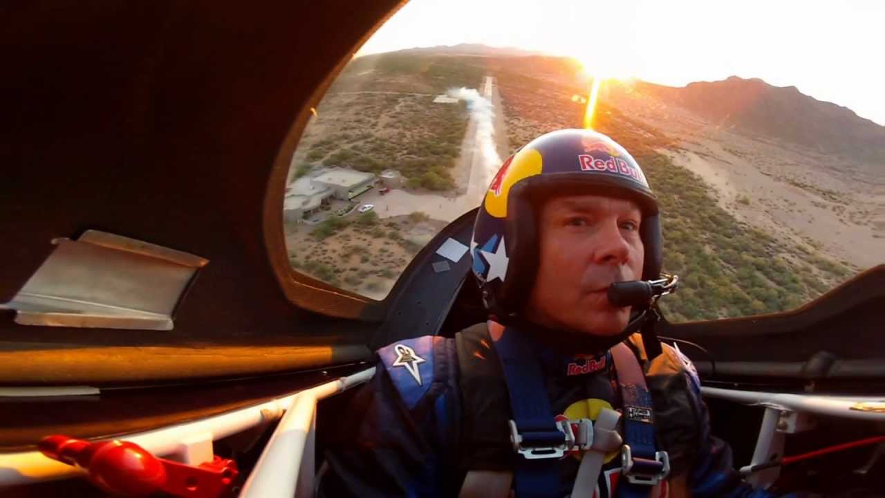 Riding Along In Red Bull's Stunt Plane Won't Help Your Fear Of Flying