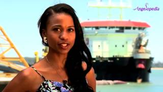 Sihle Makhanya Finalist Miss South Africa 2015