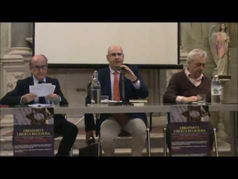 immagine di anteprima del video: LUCCAVALDESE - Ebraismo e libertà religiosa
