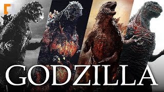 The History and Evolution of Godzilla | The Cynical Cypher