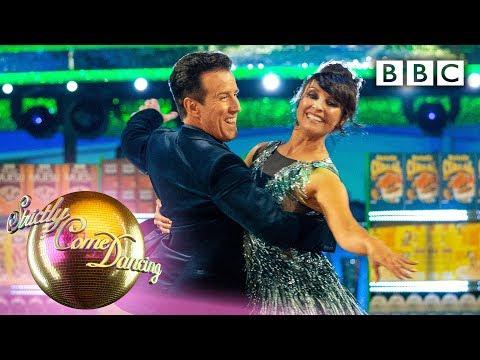 Emma and Anton Jive to 'Honey Honey' | Week 1 - BBC Strictly 2019