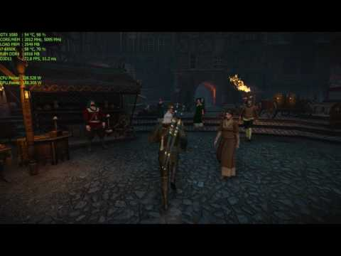 144HZ question :: The Witcher 3: Wild Hunt General Discussions