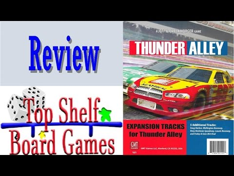 Top Shelf Board Games Review