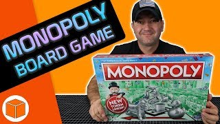 Monopoly Classic Game || Unboxing