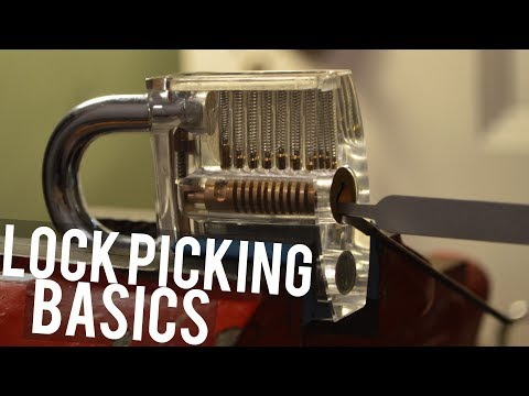 How to Pick a Lock (Basics) 🔓
