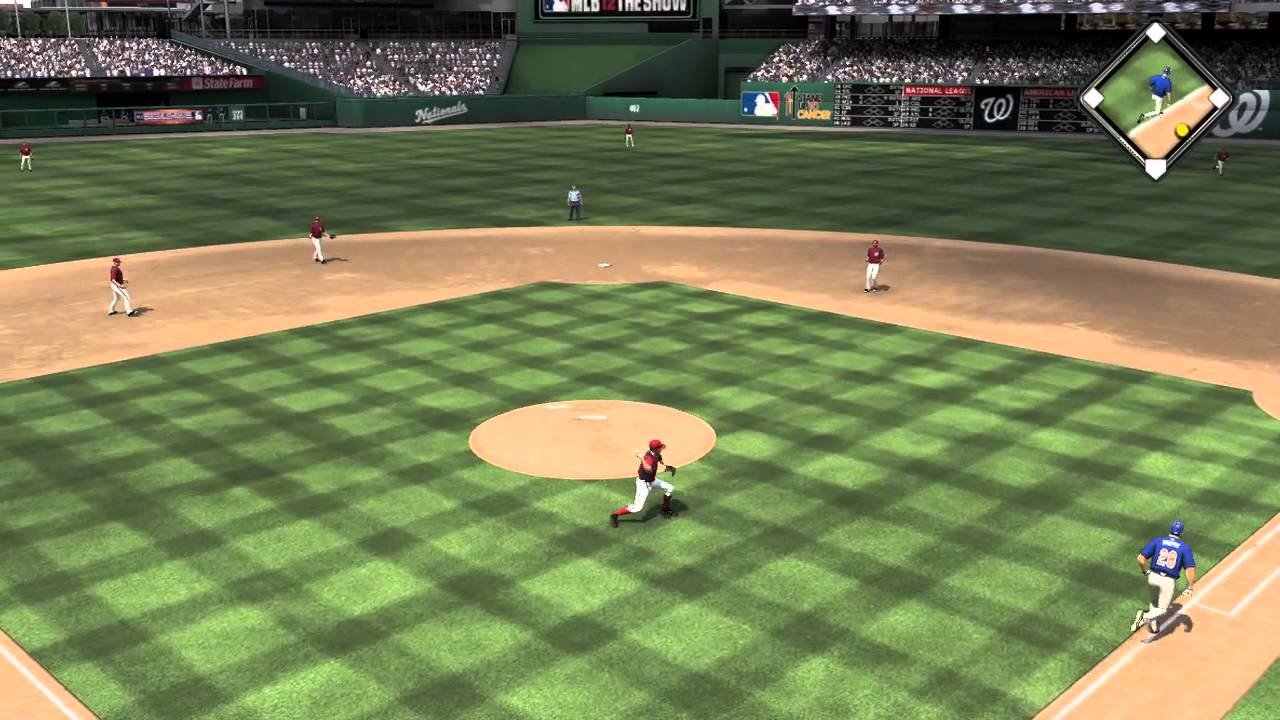 Zone Analog Batting and Pulse Pitching in MLB 12 The Show