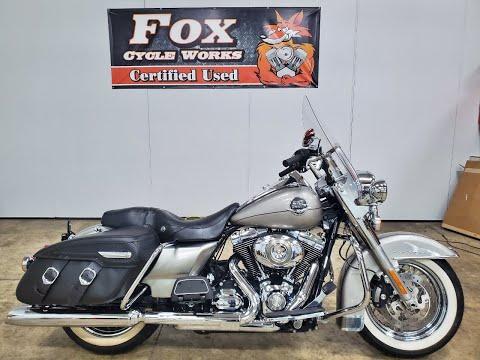 2009 Harley-Davidson Road King® Classic in Sandusky, Ohio - Video 1