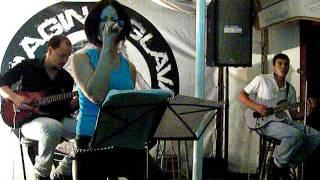 Joan Jett-Tush cover by Adrijana Krstic