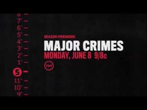 Major Crimes Season 4 (Teaser 1)