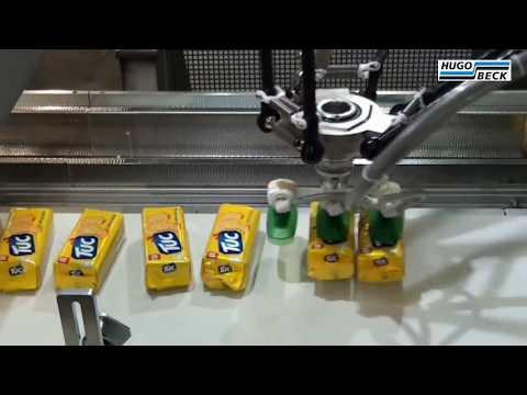 Automatisierungsanwendungen mit High-Speed-Robotertechnik