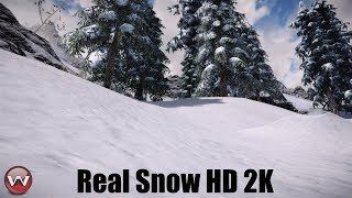 Real Snow HD 2K | Skyrim SE | Ultra Modded 2018