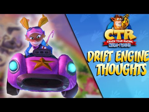Crash Team Racing: How and When to Use the Drift Engine