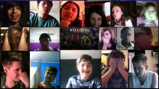 'Balloons' Song By MandoPony Reaction Mashup
