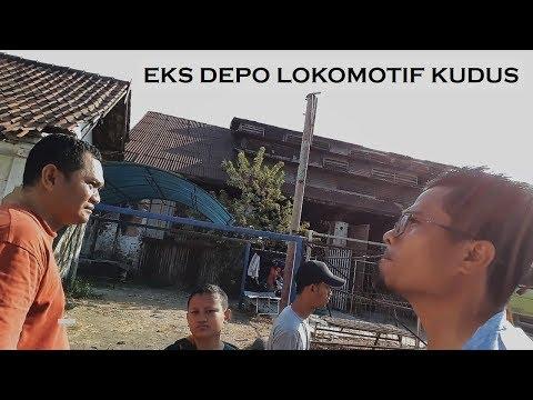 Kabar dari EKS DEPO LOKOMOTIF KUDUS Kunjungan Singkat di Kota Kretek