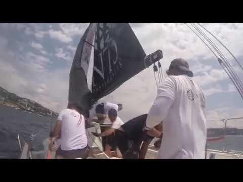 NTS Danışmanlık Yelken Takımı TAYK- MDK işbirliği ile düzenlenen Kabotaj Kupası Yarışı Birincisi
