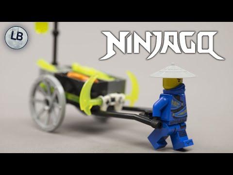 Vidéo LEGO Ninjago 30537 : Merchant Avatar Jay (Polybag)