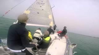 preview picture of video 'Vai Mò X-Yachts 37 - Regata 30 Novembre Campionato Invernale Monte Argentario'