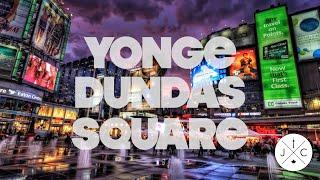 Yonge Dundas Square - Toronto
