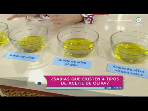 Sabías que el aceite de oliva se extrae de las aceitunas
