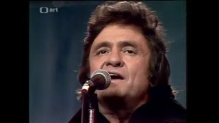 Johnny Cash - Hey Porter,Wreck of the Old 97,Casey Jones,Orange Blossom Special (Live in Prague)