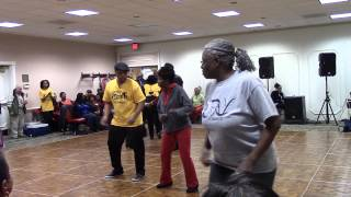 Entertainment - Singing Ain't too proud to beg at JSLD Jazz Festival event