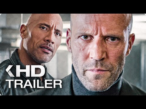 FAST & FURIOUS: Hobbs and Shaw Trailer (2019)