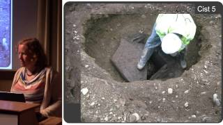 """Burial in the Bronze Age: Excavations at Broich Road, Crieff"" by Dr Melanie Johnson"