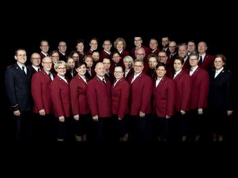 Mannenkoor Dronten geeft concert samen met koor Leger des Heils