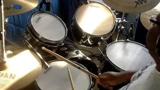 Juanita Bynum - Jesus, What A Wonder (Drum Cover)