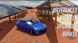 FH3: The Truth About Upgraded Brakes