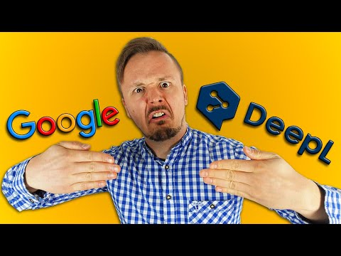 The Best Online Translator? | Google Translate vs DeepL | Get Germanized