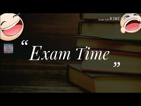 status-video-exam-time