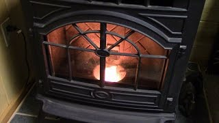 How a Pellet Stove works