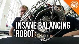 Insane Balancing Robot