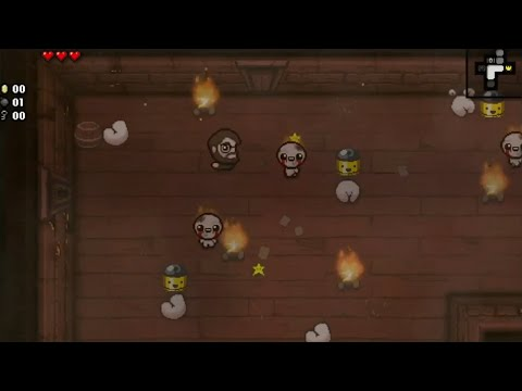 Видео № 1 из игры Binding of Isaac: Afterbirth+ (Б/У) [NSwitch]
