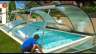 Invenciones de piscina asombrosas que no sabías que existían