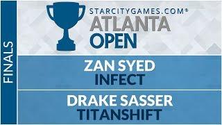 SCGATL - Finals - Zan Syed vs Drake Sasser [Modern]