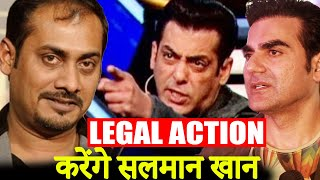 Salman Khan's Brother Arbaaz Got ANGRY On Abhinav Kashyap Took Legal Action