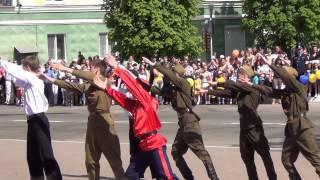 Шостка празднует 9 мая (2013)