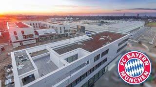 FC Bayern Campus   FC Bayern Munich - Time Lapse Documentation