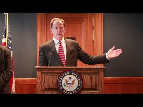 Sen. Toomey's Speech to National Association of Police Organizations