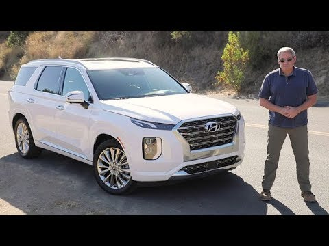 2020 Hyundai Palisade Limited Test Drive Review